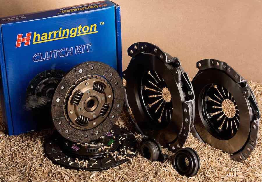 کیت کلاچ هرینگتون - دیسک و صفحه هرینگتون
